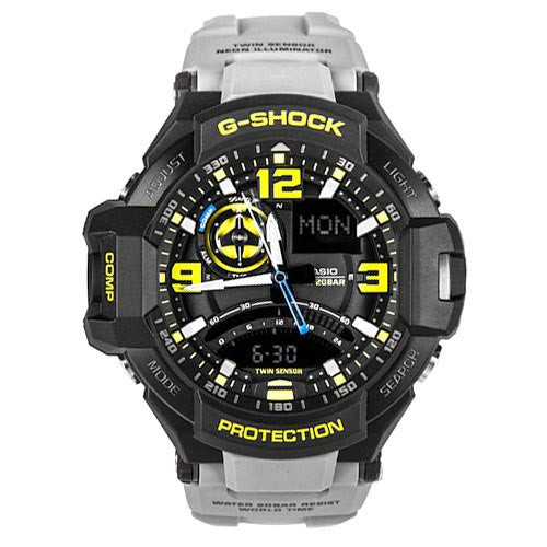 Casio G-Shock G-Aviation GA-1000-8A reloj (nuevo conTags)