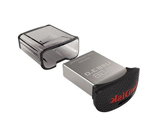 SanDisk Cruzer Ultra Fit SDCZ43-016G 16GB USB 3.0 unidad flash