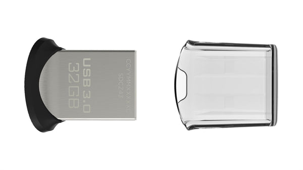 SanDisk Cruzer Ultra Fit SDCZ43-032G 32GB USB 3.0 unidad flash