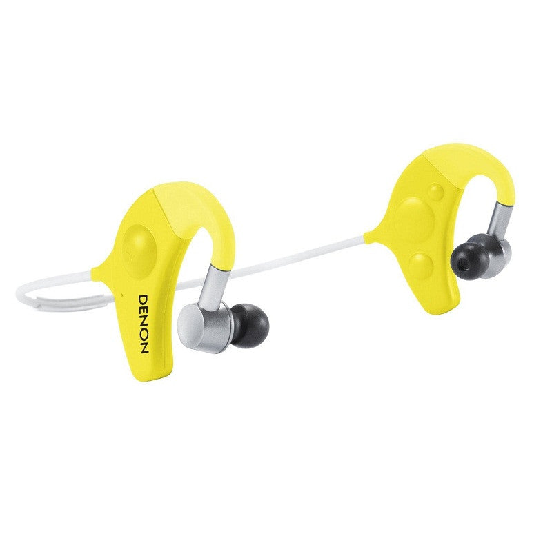 Auriculares In-Ear Denon AH-W150BU Exercise Freak (Amarillo)