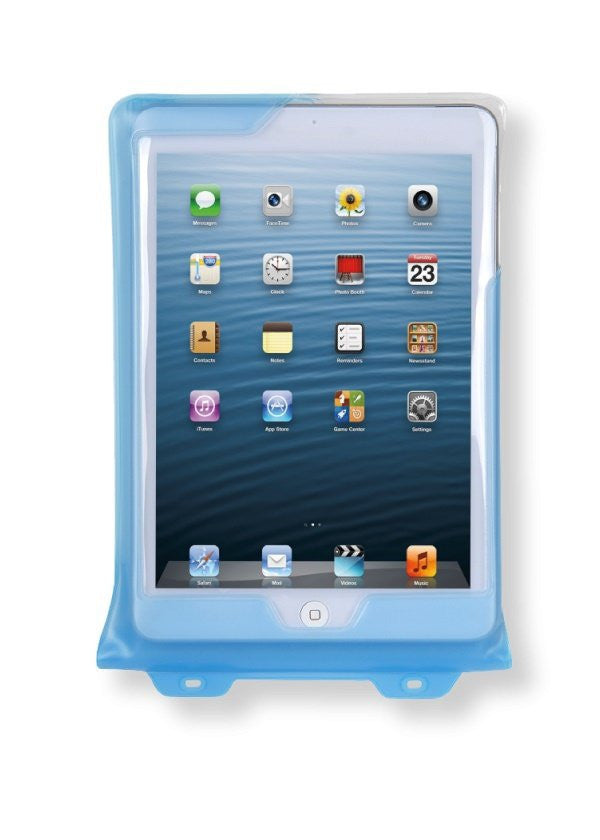 Dicapac WP-i20m iPad Mini Impermeable Caso (azul)