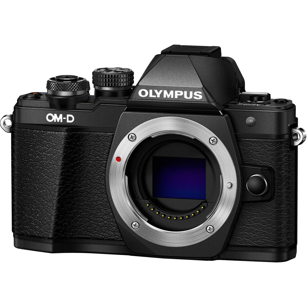 Olympus OM-D E-M10 Mark II Body Negro Réflex cámara digital (Kitcaja)