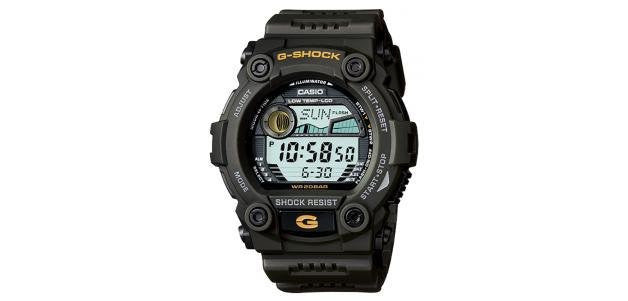 Casio G-Shock Digital G-7900-3 reloj (nuevo conTags)