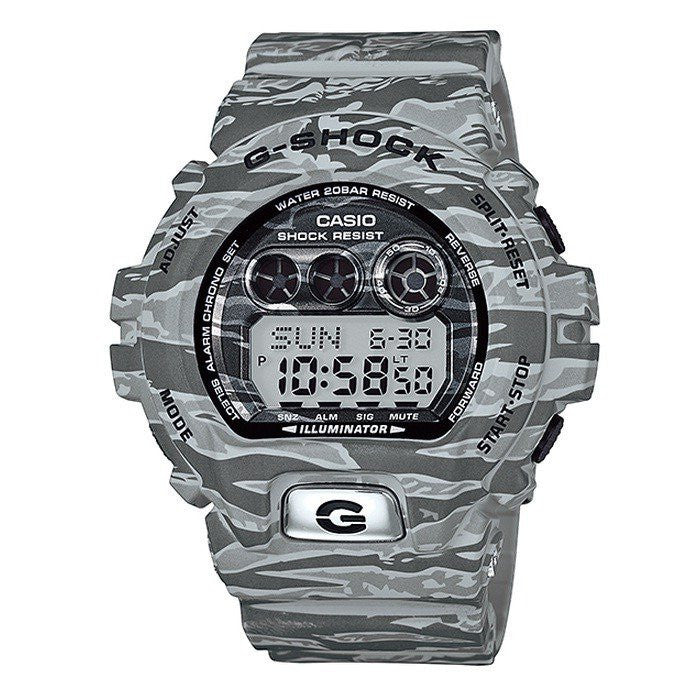 Casio G-shock Camouflage Digital GD-X6900TC-8 reloj (nuevo conTags)