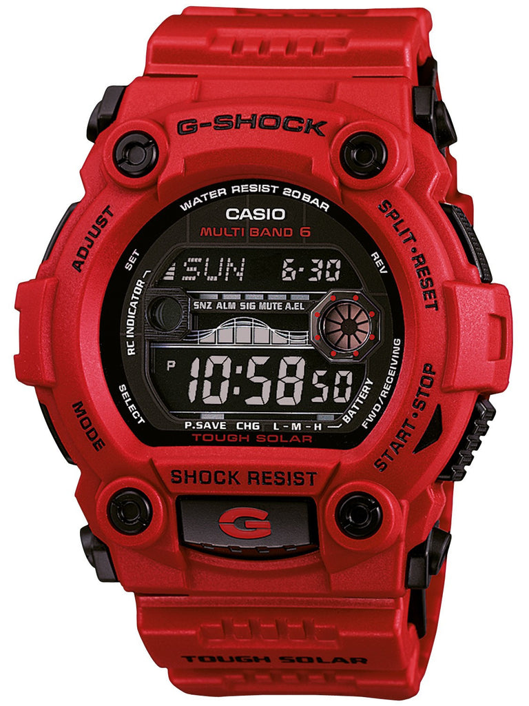 Casio G-Shock Digital GW-7900RD-4ER reloj (nuevo conTags)