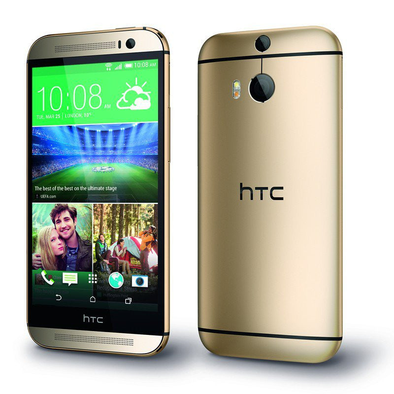 HTC One M8 2014 Edition 4G LTE 16GB Oro desbloqueado