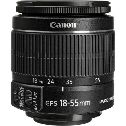 Canon EF-S 18-55mm f3.5-5.6 IS STM (Caja Blanca)