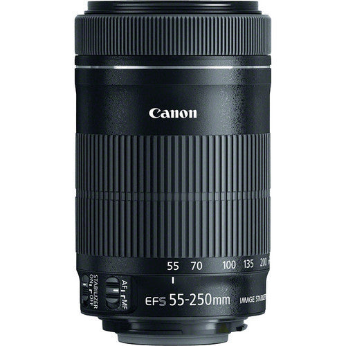 Canon EF-S 55-250mm f/4-5.6 IS STM Lente