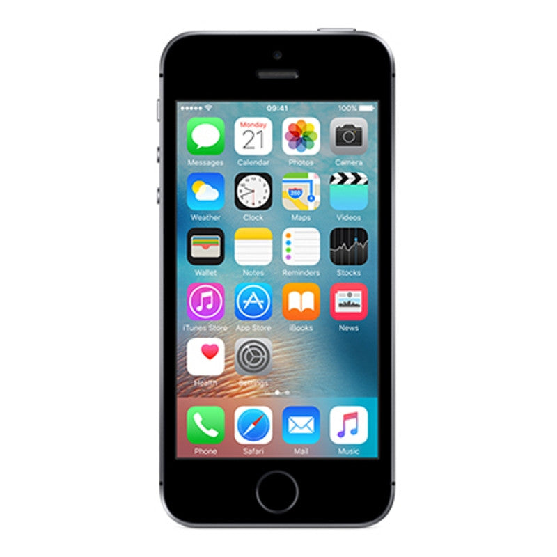 Apple iPhone SE 64GB 4G LTE Gris Espacio Desbloqueado