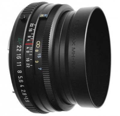 Pentax smc FA 43mm F1.9 Limited (Negro) Lente