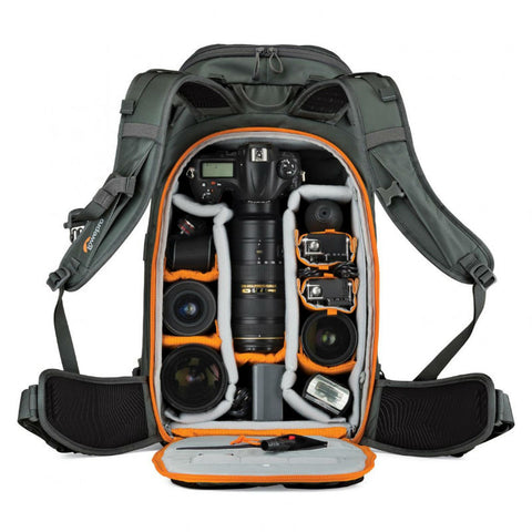Lowepro Whistler BP 450 AW Morral de Cámara (Gris)