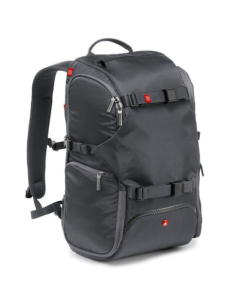 Manfrotto Advanced MB MA-TRV-GY Travel Mochila (gris)