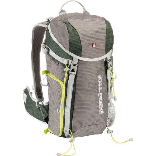 Manfrotto MB OR-BP-20GY Fuera del camino Hiker 20L Mochila (gris)