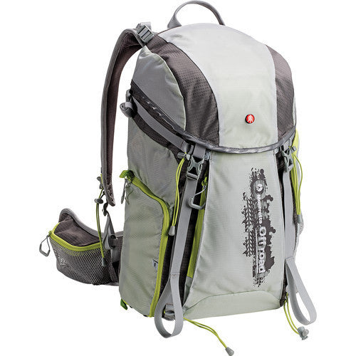 Manfrotto MB OR-BP-30GY Fuera del camino Hiker 30L Mochila (gris)