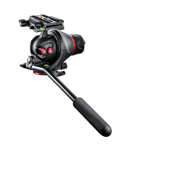 Manfrotto MH055M8-Q5 055 Magnesium Photo-Movie Head