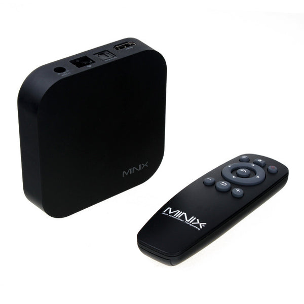 Minix NEO X5 mini Android Caja TV