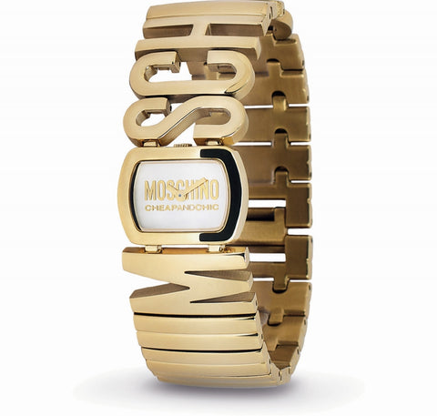 Moschino Cheap and Chic Time para Moschino MW0129 Reloj (Nuevo con Etiqueta)