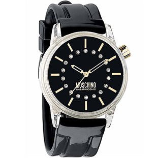 Moschino Cheap and Chic XXL de Vestir MW0310 Reloj (Nuevo con Etiqueta)