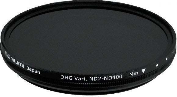 Marumi 58mm DHG Digital Variable ND2-ND400 Filter