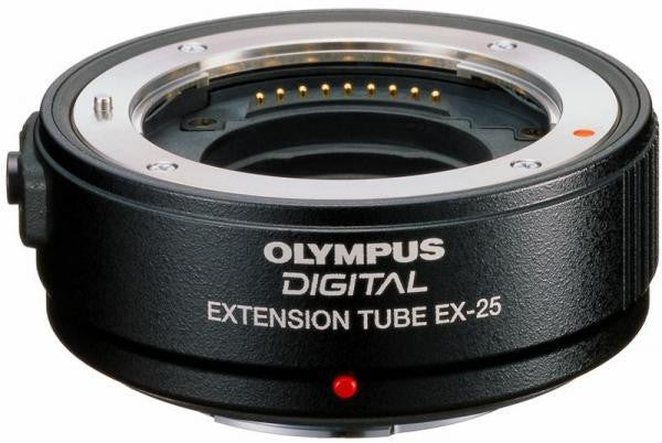 Olympus EX-25 Extension Tube Lentes