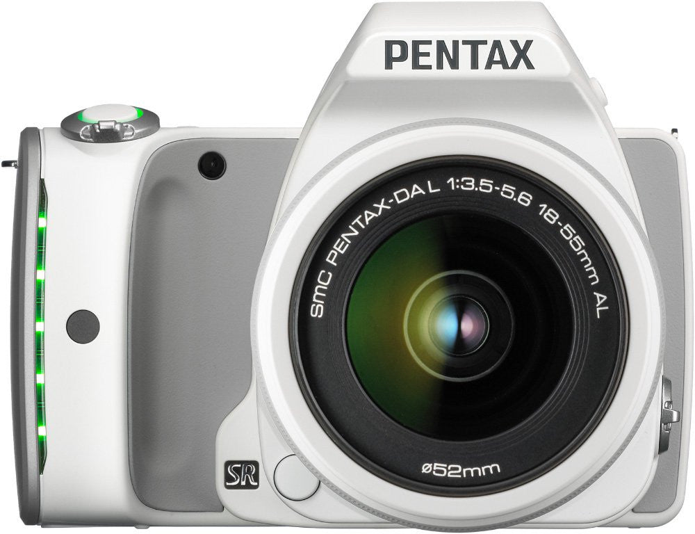 Pentax K-S1 Kit con18-55mm Lente Blanco Réflex cámara digital