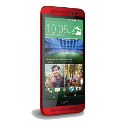 HTC One M8X 32GB 4G LTE Rojo Liberado