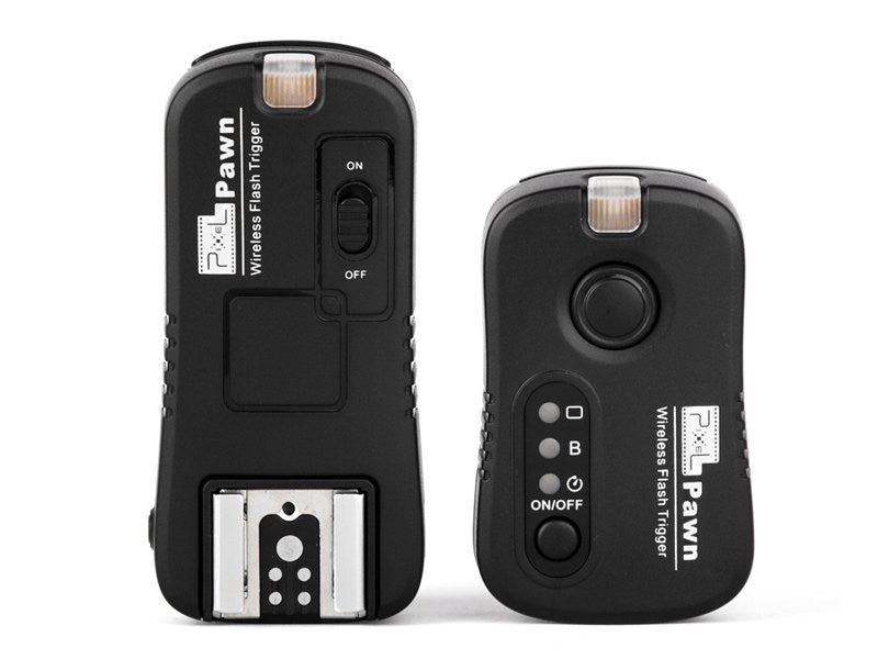 Pixel Pawn Wireless Shutter Flash Remote Control para Canon