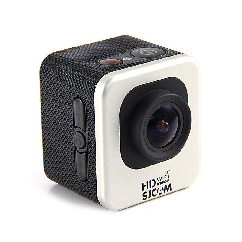 SJCAM M10 Cube Mini WiFi 1080p Full HD Action Sport Camera plata