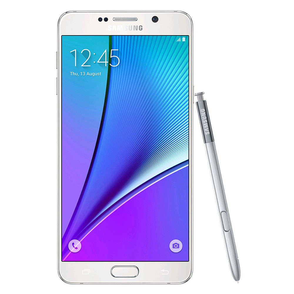 Samsung Galaxy Note 5 Duos 32GB 4G LTE Blanco (SM-N920CD) desbloqueado