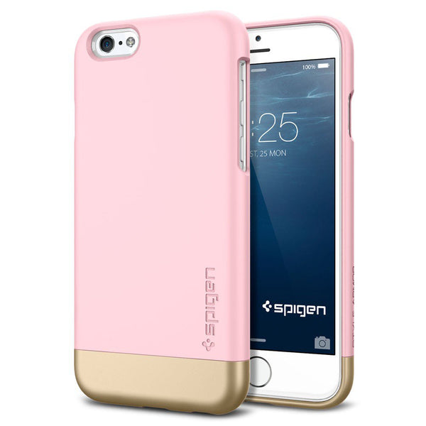 Spigen Style Armor Series Caso SGP11044 para IPhone 6 (4.7 inches)