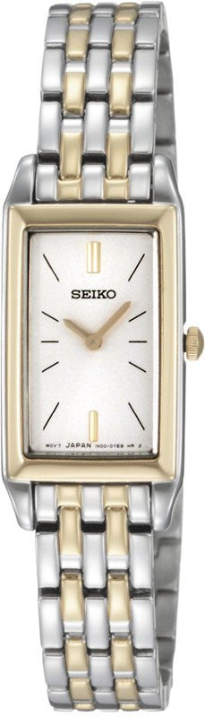 Seiko Dress Quartz SUJF76 reloj (nuevo conTags)