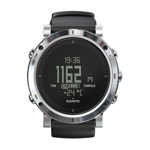 Suunto Core SS020339000 Sports reloj Brushed Steel