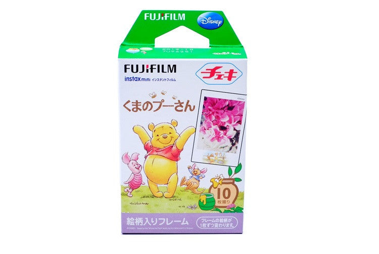 Fuji Mini Film (Winnie) Papel fotográfico