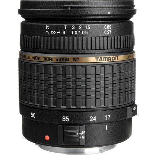 Tamron AF 17-50mm f/2.8 XR Di II LD (Canon) Lente