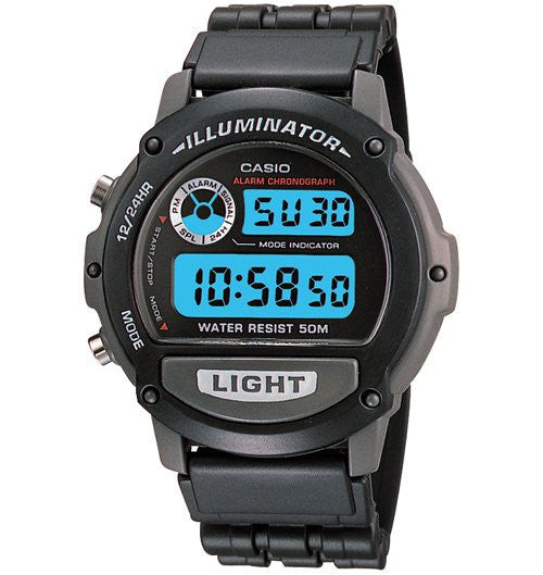 Casio Sports Digital W-87H-1VH reloj (nuevo conTags)