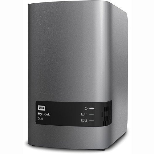 WD Elements My Book Duo 3.5 inches USB 3.0 4TB Externo Disco duro