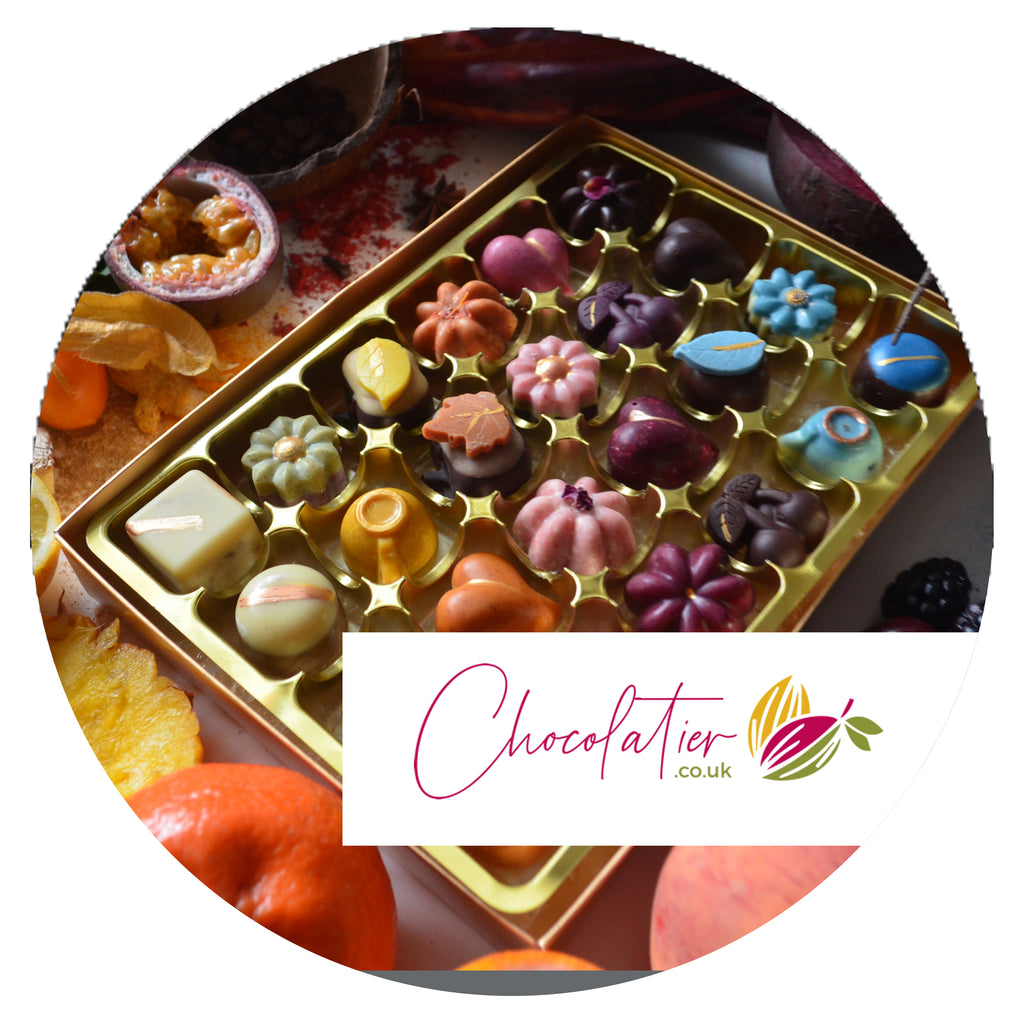 David Fiske - Editor in Chief at Chocolatier UK - Review of Reinbow Box