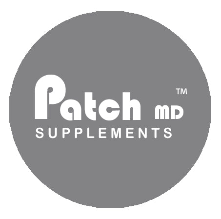 PatchMD - Functional Supplements - 100% Natural Topical Patches