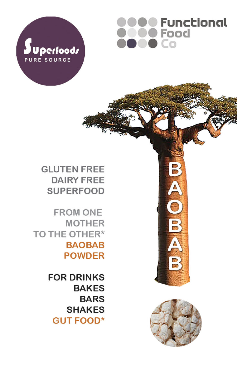 Baobab Powder - Functional Foods