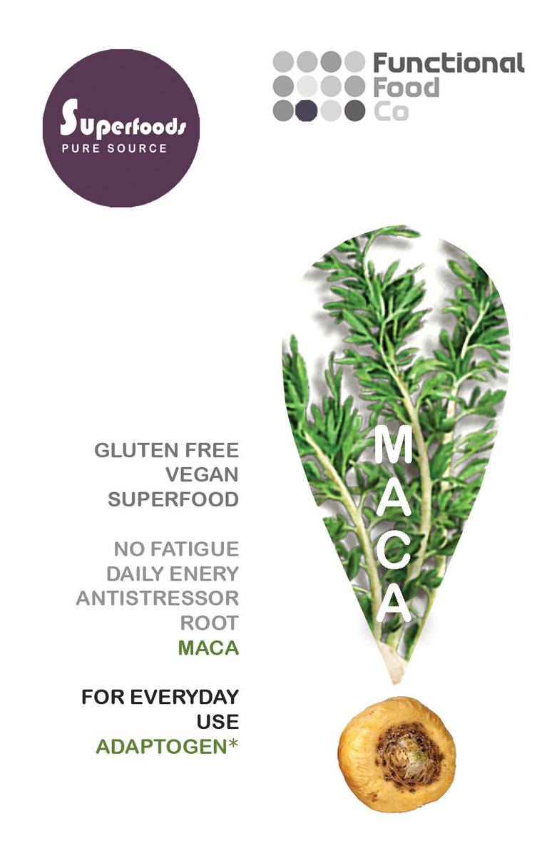 Functional Food - Organic Maca Powder