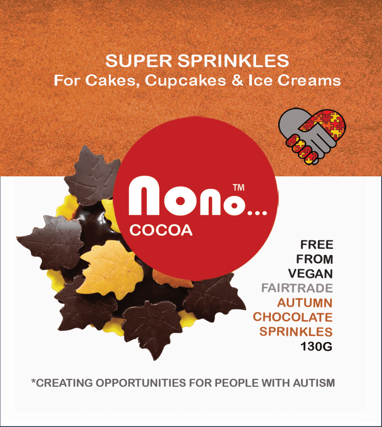 Sprinkles - Cake decoration - Autumn Spice