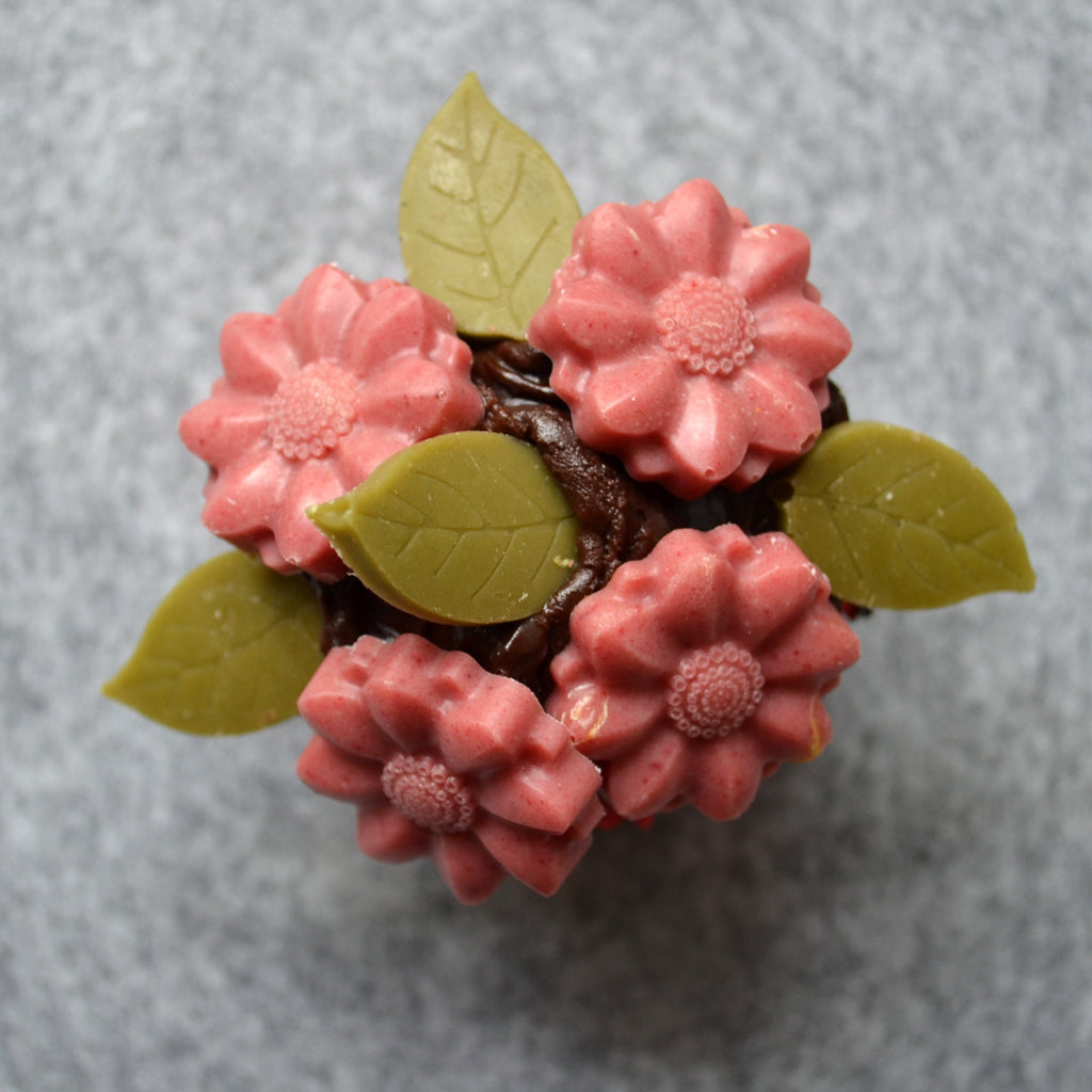Sprinkles - Cake decoration - Spring Flowers