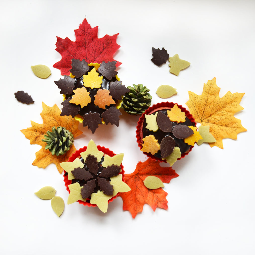 Spring Autumn Spice Sprinkles - Nono Cocoa Free From Chocolate - Cake decoration