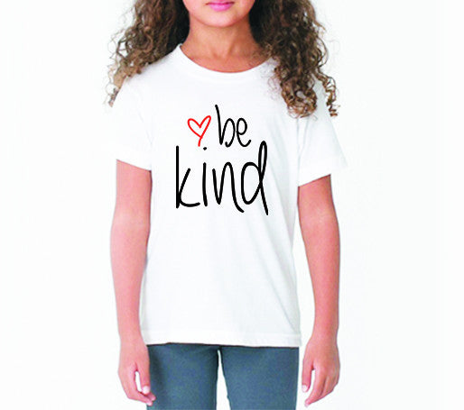 Be Kind (Kids)