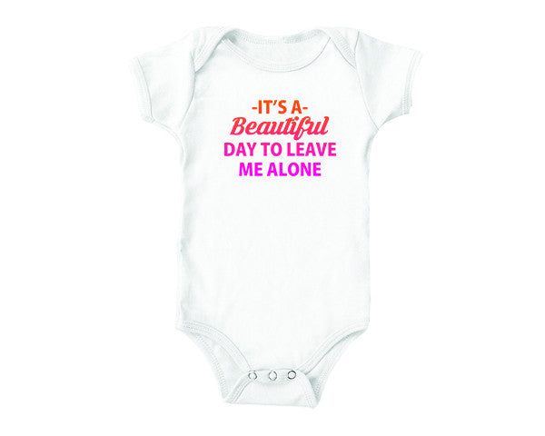 Beautiful Day (baby onesies)