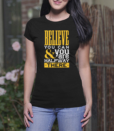 Believe You Can (Ladies)