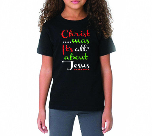 Christmas It's All about Jesus (Kids)
