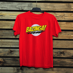 Bazinga (Men's Tee)