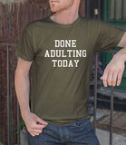 Done Adulting (Men)