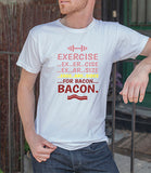 Exercise and Bacon (Men)